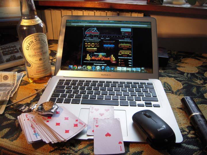 Азартные игры онлайн. Безопасно ли это?