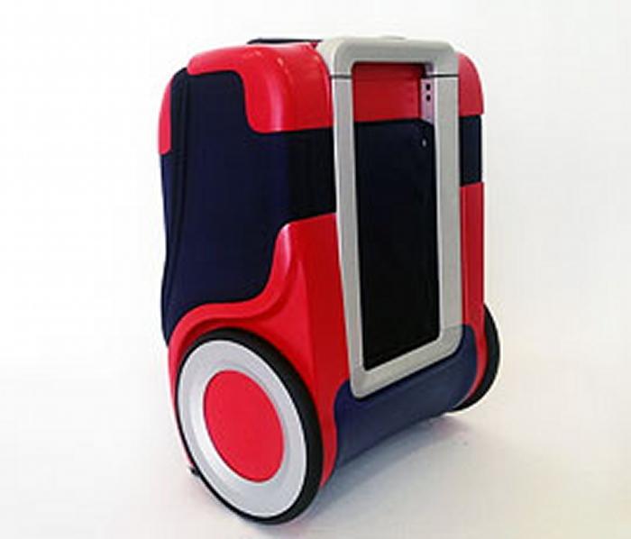 Инновационный чемодан G-RO (1)
