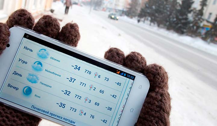 Как не дать замерзнуть цифровому другу
