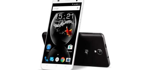 Обновленный смартфон Fly Cirrus 2