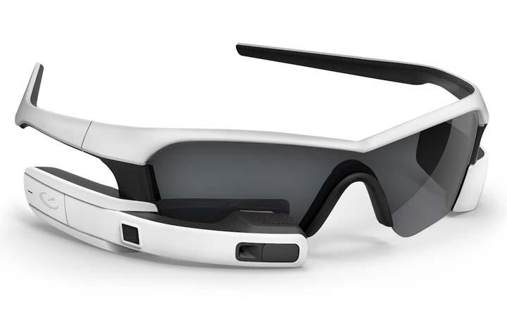 Очки Recon Jet стали спортивной альтернативой Google Glass