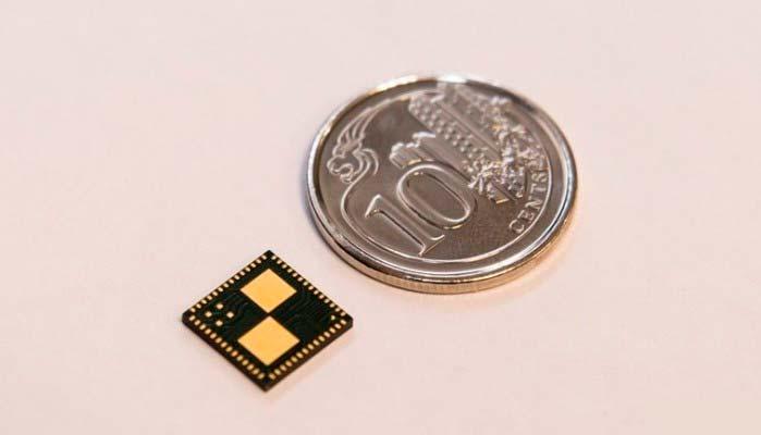 Создан новый чип для контроля аккумуляторов.