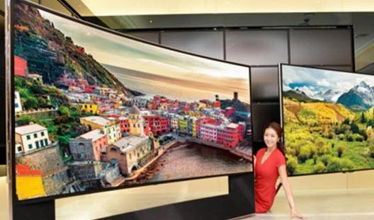 Телевизоры с новой подсветкой