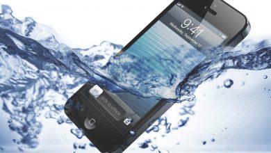 Компания Apple запатентовала новую технологию по защите мобильных устройств от воды.