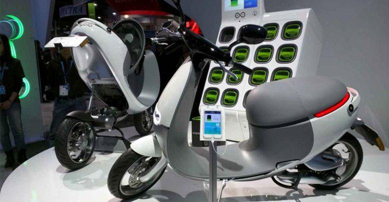 Современные электроскутеры скоро появятся на европейских дорогах.