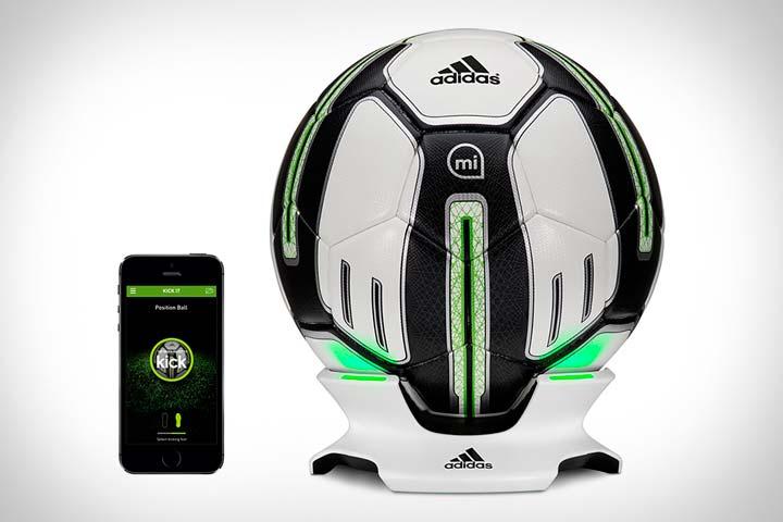 Smart Ball – «умный» мяч.