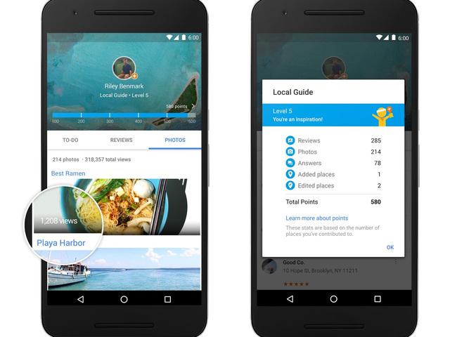 """Отзывы на GoogleMaps позволят получить терабайт на """"Диске"""""""