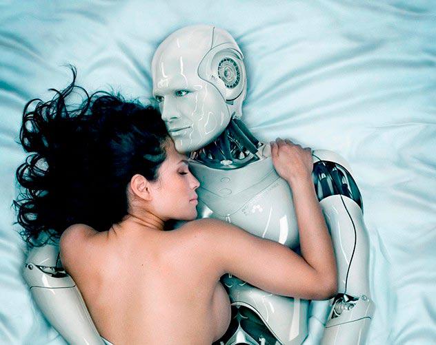 Высокие технологии добрались и в секс индустрию