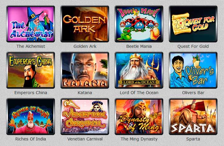 Игровой клуб 777 — бесплатное онлайн казино