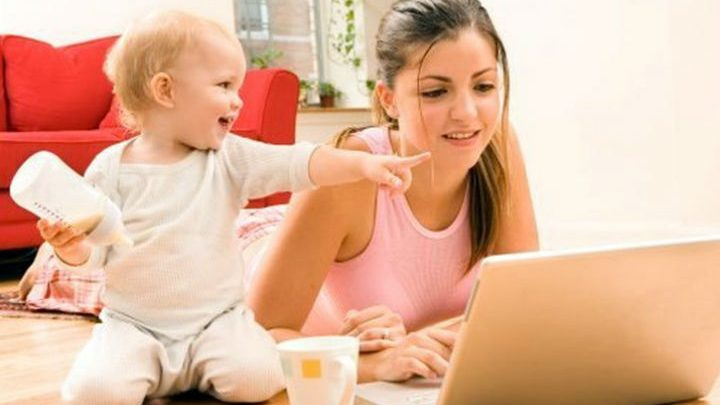 Как и где заработать молодой маме в интернете