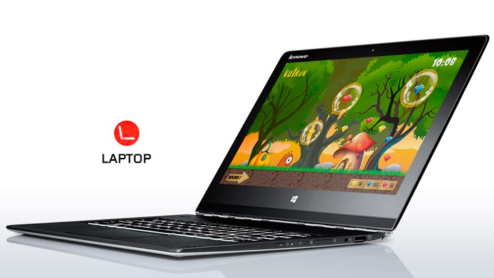 Ноутбук Lenovo IdeaPad Yoga3