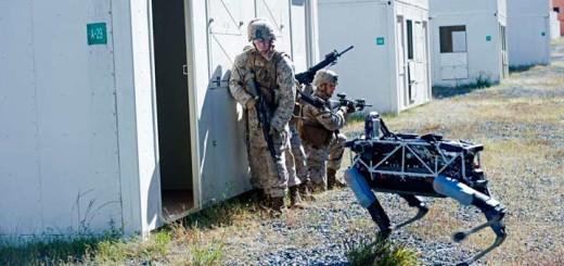 Собаки-роботы: военные отказались от мечты... пока.