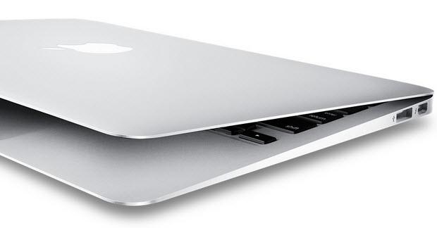 MacBook Air станут еще тоньше.
