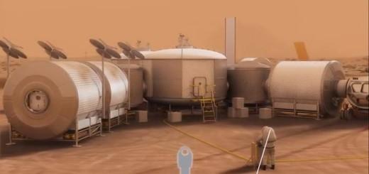 В NASA подготовили концепцию первой базы на Марсе