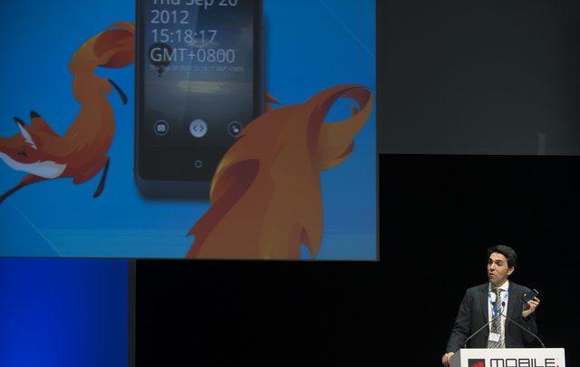 Возможно, скоро появится новая ОС для мобильных устройств.