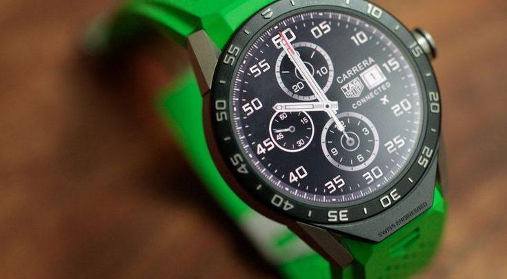 Часы TAG Heuer Connected стали популярнее, чем ожидалось.