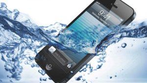 Iphone и вода - два несовместимых продукта