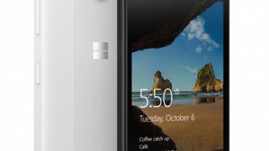 Lumia 550 – доступный смартфон с поддержкой 4G.