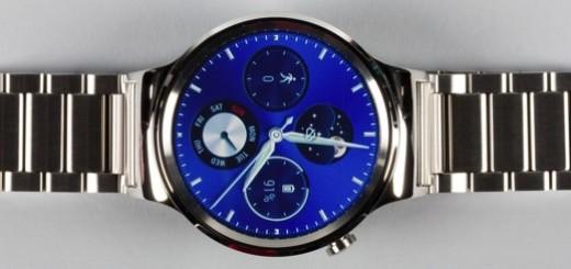 Появятся часы Huawei Watch, адаптированные для женщин.