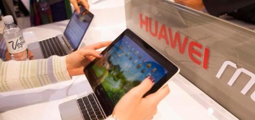 Первый ноутбук от Huawei будет гибридным