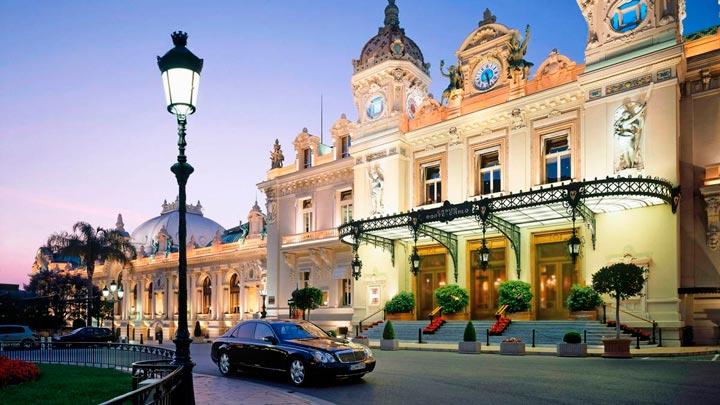 Самое древнее казино в Европе — «Монте-Карло»