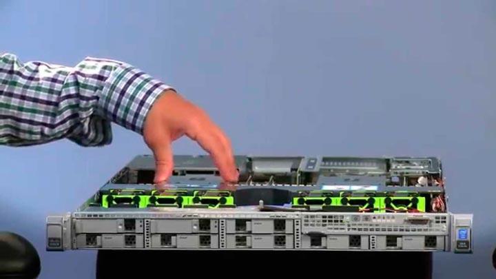 Характеристики сервера Cisco UCS C220 M4