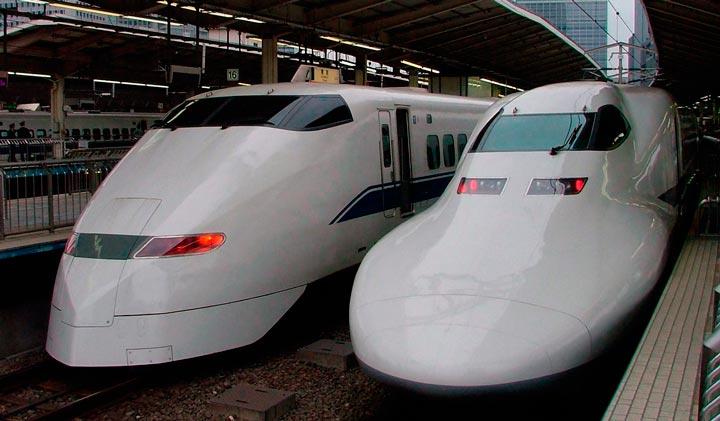 В Японии начали строить скоростную железную дорогу