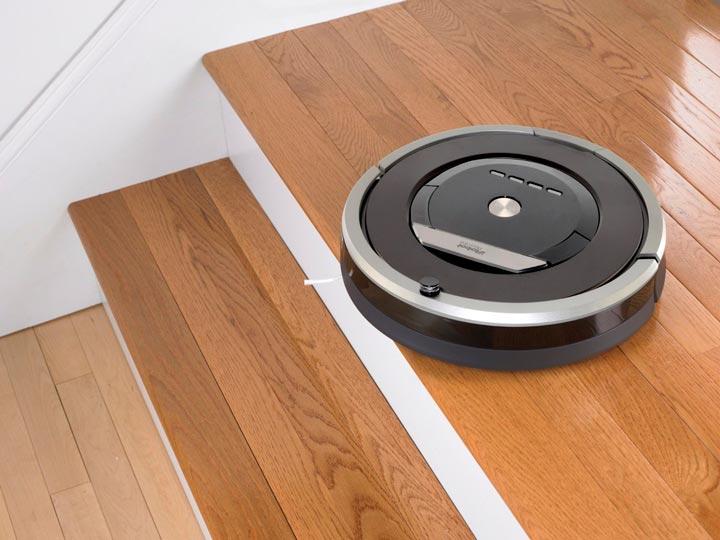 Роботизированный пылесос iRobot Roomba 870 2