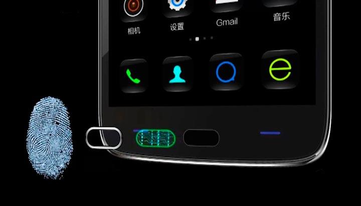 Lenovo оснастит смартфоны серии Moto дактилоскопом