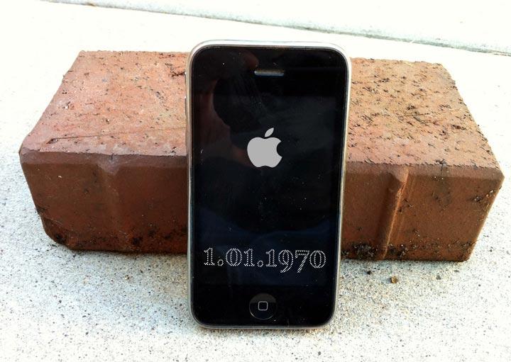 «Убийство» iPhone