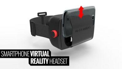 Очки виртуальной реальности от Homido