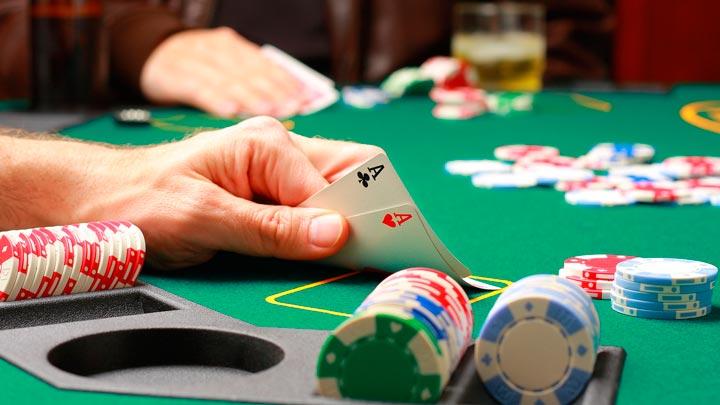 Покер в сети