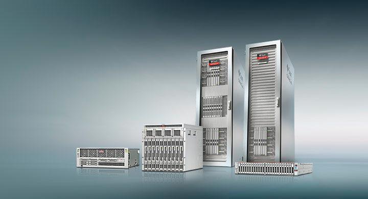 Серверы Oracle