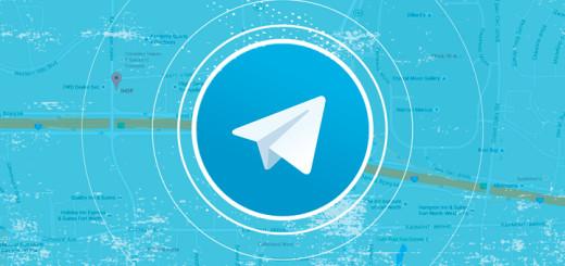Сервис Telegram