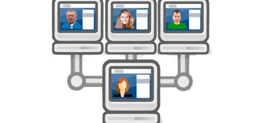 Социальная сеть чиновников