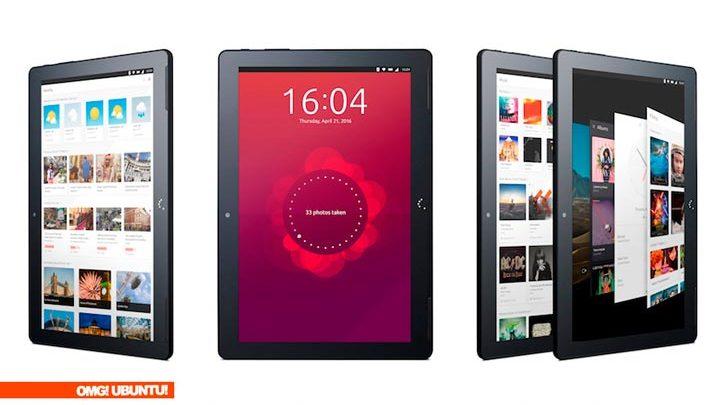 Планшет Aquaris M10 Ubuntu Edition