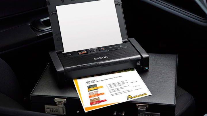 Epson представила принтер весом всего 1,6 кг