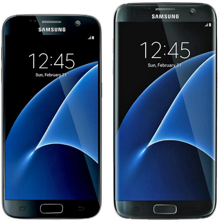 Galaxy S7 и S7 Edge в Барселоне (2)