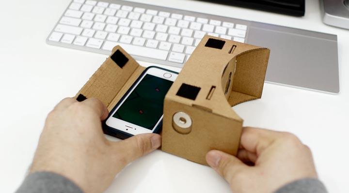 Google и новый VR-шлем