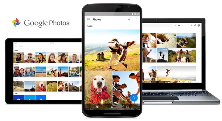 Сервис Picasa будет закрыт. «Спасибо» Google Photos!
