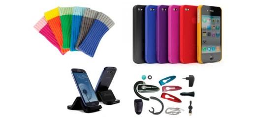 Аксессуары для мобильных устройств.