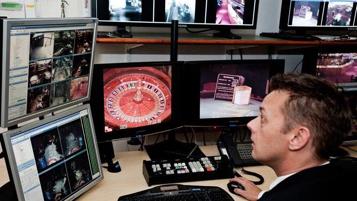 Видеонаблюдение в казино – минус или плюс?