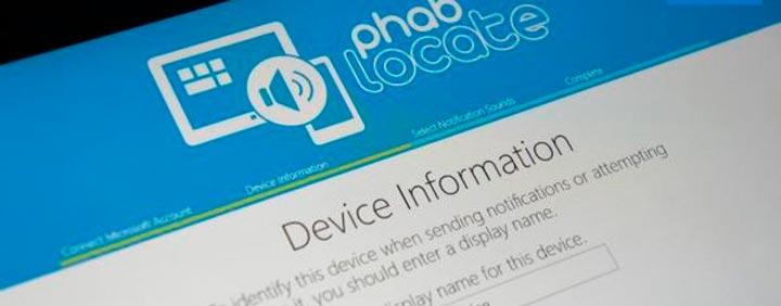 Вторым вариантом является приложение phablocate