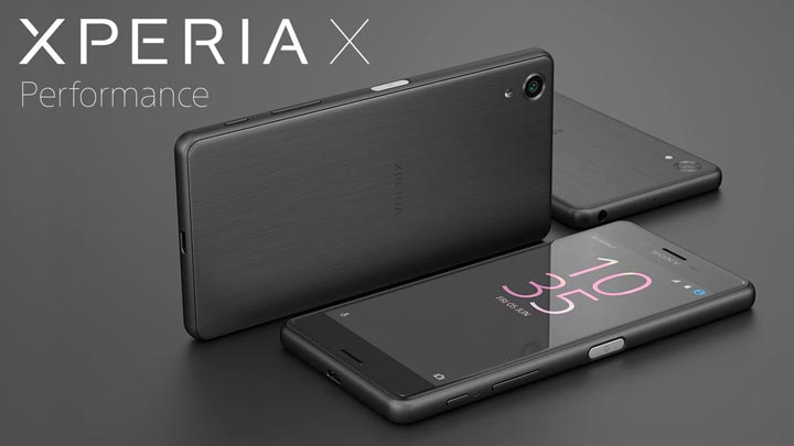 Дисплей Sony Xperia X Performance