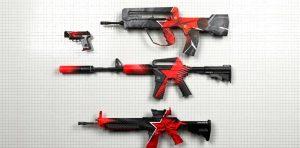 Как получить оружие для Counter strike