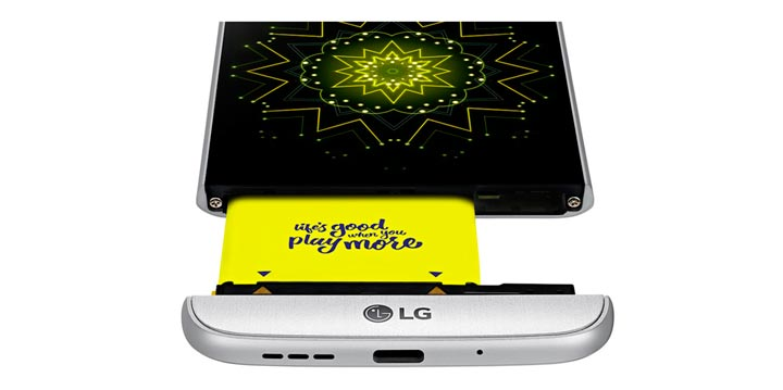 Модульный LG G5