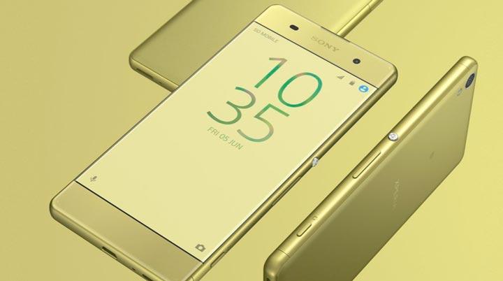 Смартфон Sony Xperia XA (2)