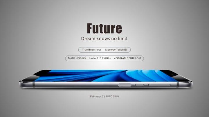 Смартфон Ulefone Future