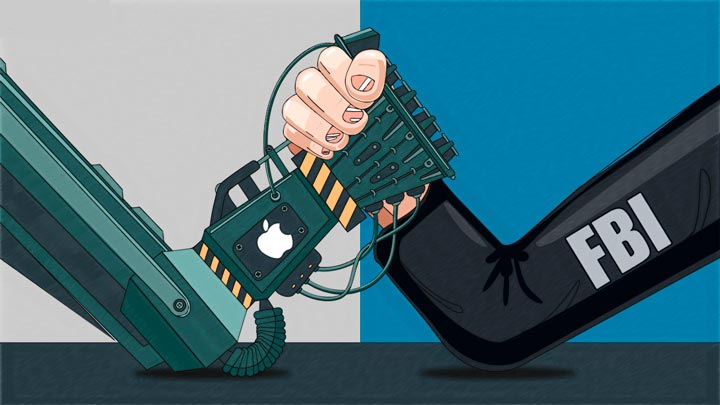 ФБР против Apple