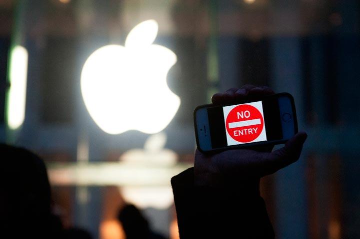 ФБР iPhone